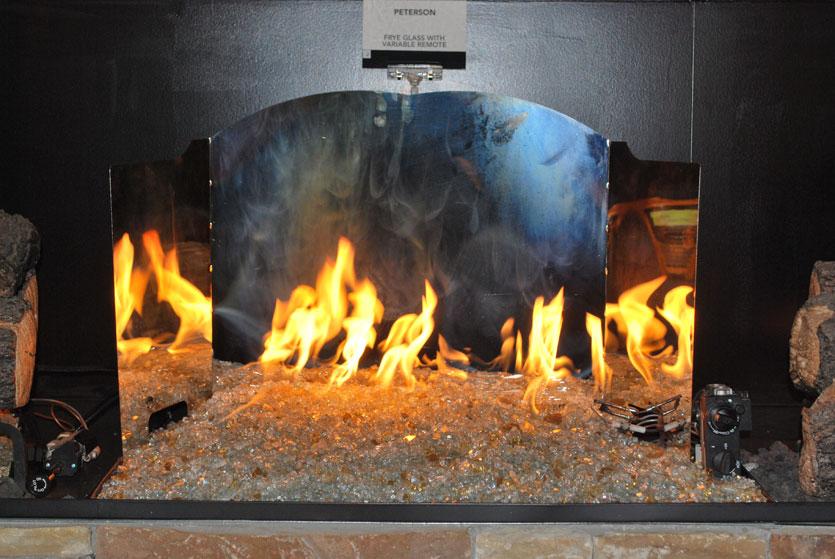 Reliance Fireplace Burner