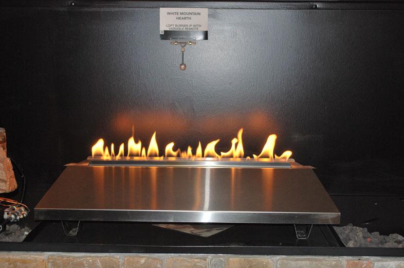 Fireplace Fireplace Burner