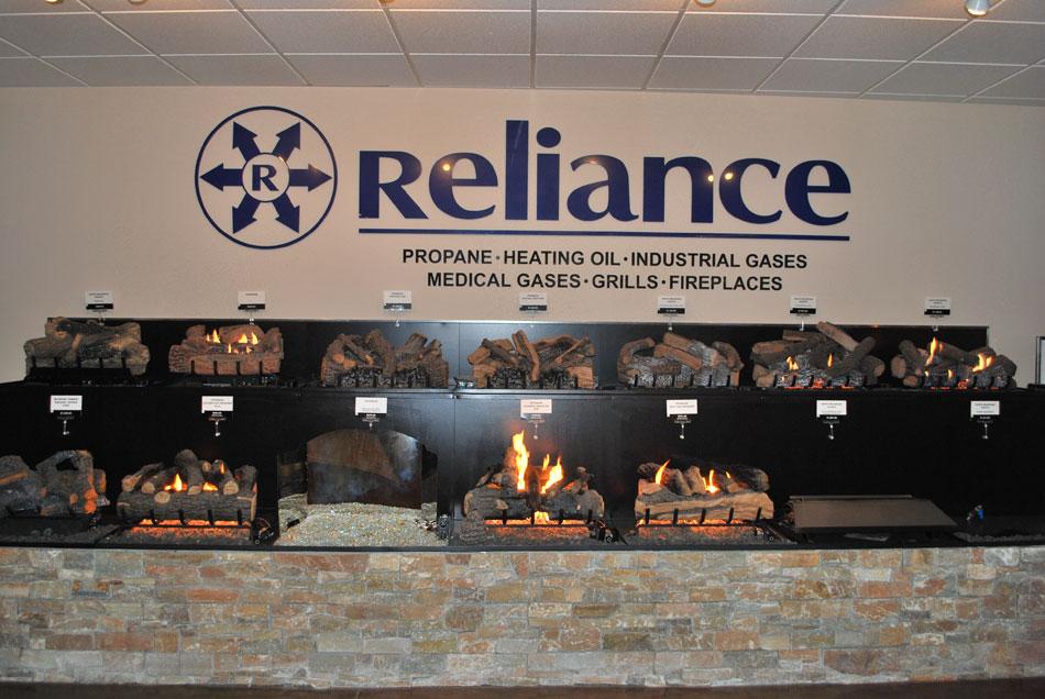 Reliance Gas Logs